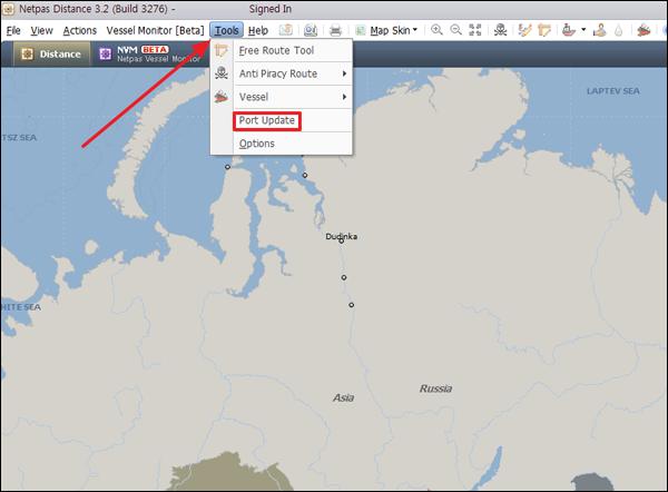 netpas net world s best port distance smart maritime business